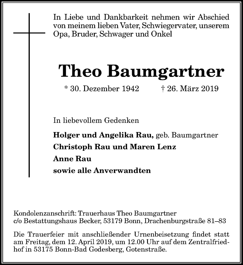 Theo Baumgärtner