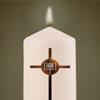 Kerze für Karin Lux für